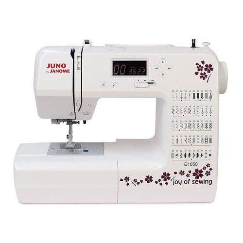 Maszyna do szycia  juno e1050 - znany sklep i kursy szycia - sprawdź nas na facebooku! marki Janome