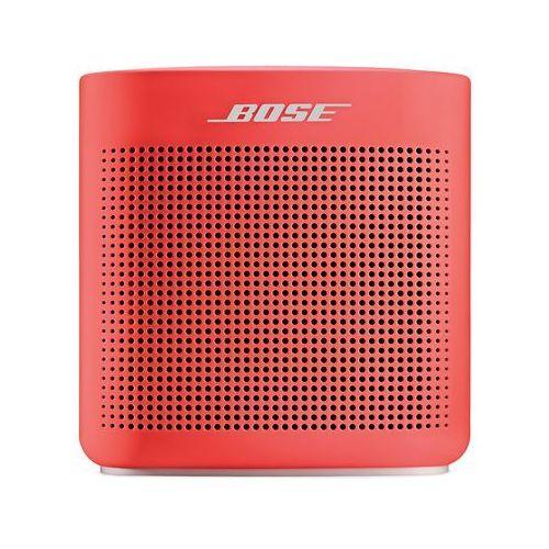 Bose Głośnik bluetooth soundlink color ii czerwony (0017817745901)