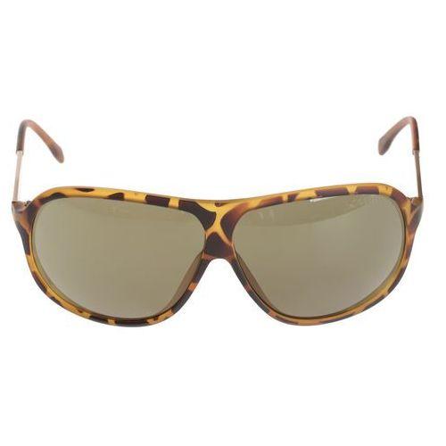 Guess okulary przeciwsłoneczne brązowy uni
