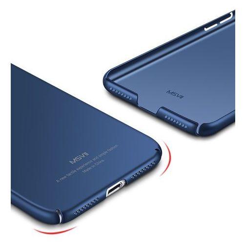 Etui MSVII Slim Case do iPhone 8 Czerwone (6923878262834)