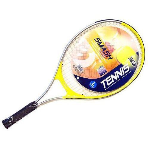Rakieta do tenisa dziecięca 58,5cm SMASH + POKROWIEC