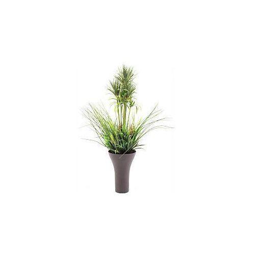 Europalms Mixed grass bush, 90cm, Sztuczna trawa - produkt z kategorii- Pozostałe DJ i karaoke