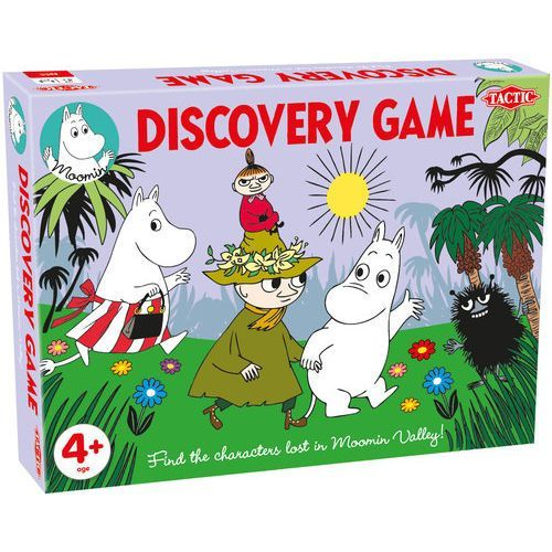 Tactic Muminki jungle discovery game (6416739540047)