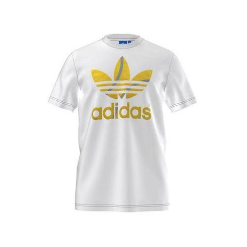 Koszulka  flock tennis white original - aj7107 marki Adidas