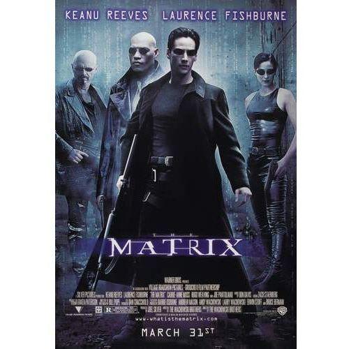 Andy wachowski, larry wachowski Matrix (blu-ray, premium collection) (płyta bluray)