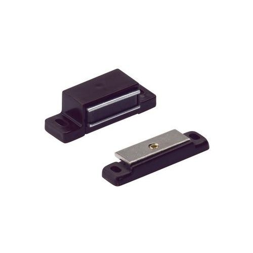Hettich Zatrzask magnetyczny 14 x 15 x 45 mm / meblowy magnetyczny szer. 15 x dł. 46 x wys. 13,5 mm