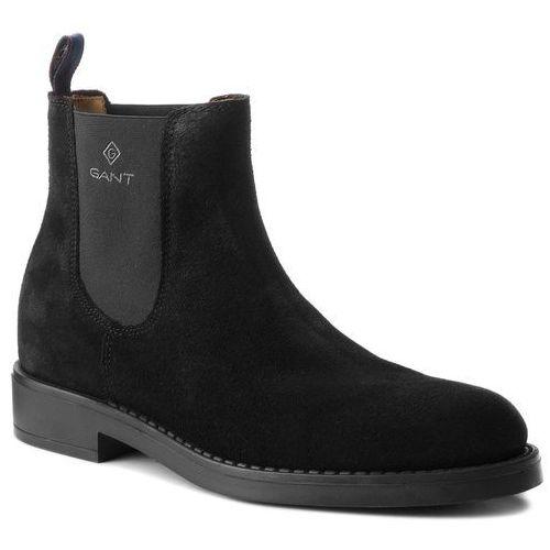 Gant Sztyblety - oscar 17653903 black g00