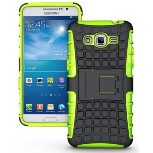 Perfect Armor Zielony   Pancerna obudowa etui dla Samsung Galaxy Grand Prime - Zielony, kolor zielony