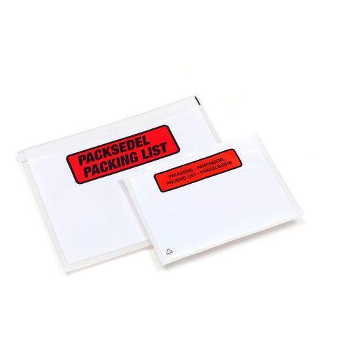 Samoprzylepne etykiety opisowe 1000 szt. rozmiar:c6 marki Aj