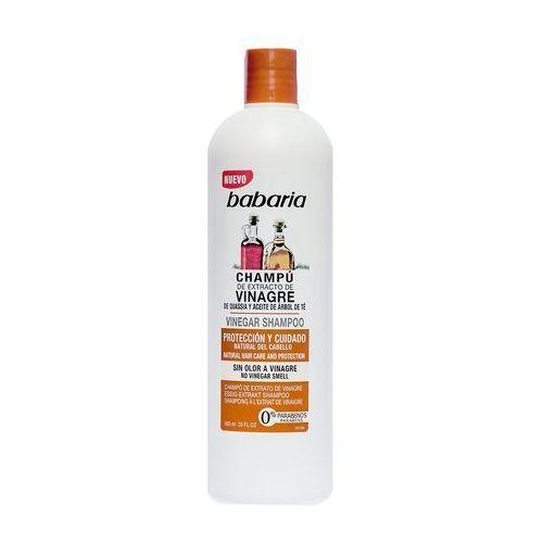 Babaria szampon vinagre z ekstraktem z octu quassia i olejkiem z drzewa herbacianego 600ml (8410412021005)