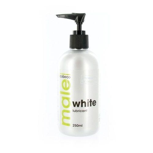Żel analny biały - Male White Lubricant 250 ml