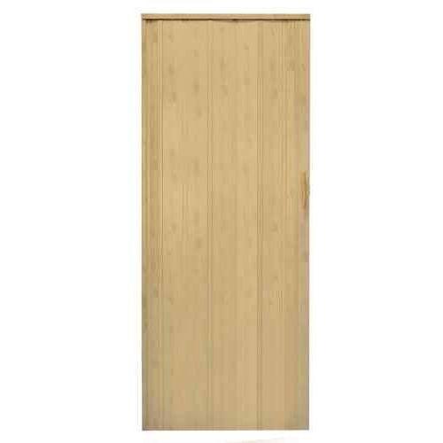 Drzwi Harmonijkowe 008P 48G Wiąz Mat G 80 cm
