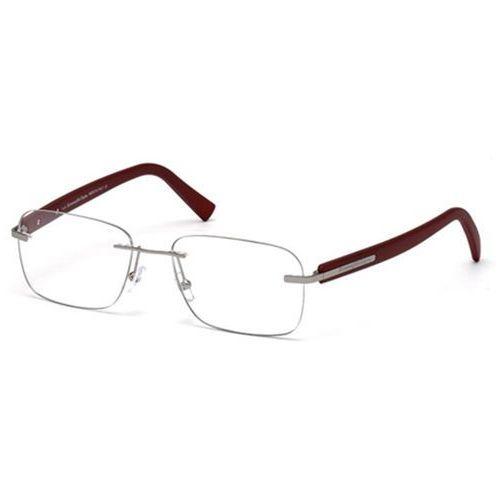 Ermenegildo zegna Okulary korekcyjne  ez5003 015