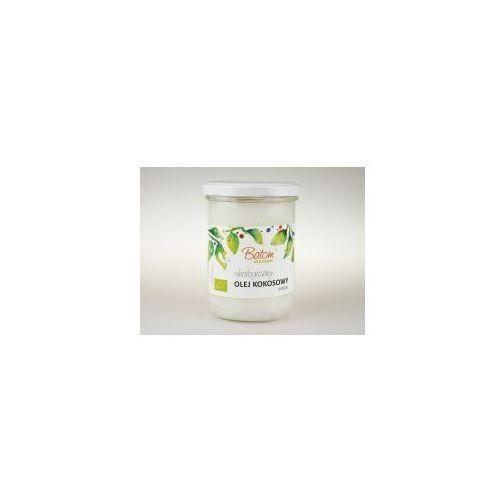 Ekologiczny Olej kokosowy Virgin 400ml / BATOM. Najniższe ceny, najlepsze promocje w sklepach, opinie.