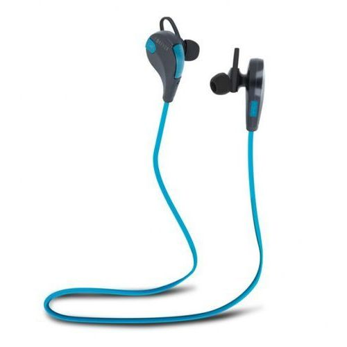 Słuchawki Bluetooth Forever BSH-100 niebiesko-czarne