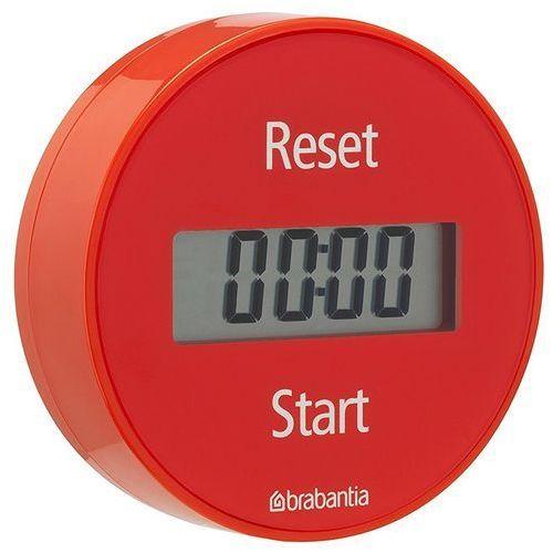 Minutnik BRABANTIA 103704 magnetyczny Czerwony