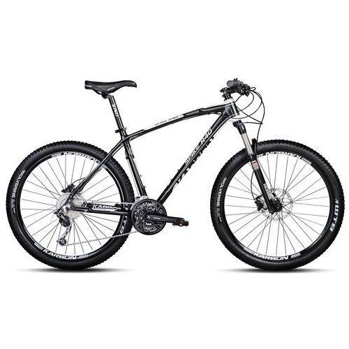 Rower KARBON Spike R40 27.5 Czarno-Szaro-Biały Rama 17 + Rabat na akcesoria rowerowe! + DARMOWY TRANSPORT!