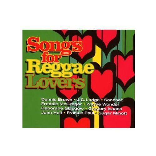 Różni Wykonawcy - Songs For Reggae Lovers