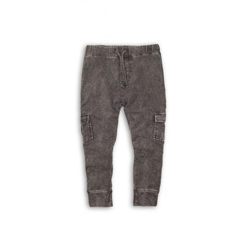 Spodnie dresowe dziewczęce 3m34av marki Minoti