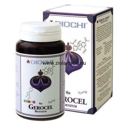 Diochi Gerocel bioenzym kapsułki