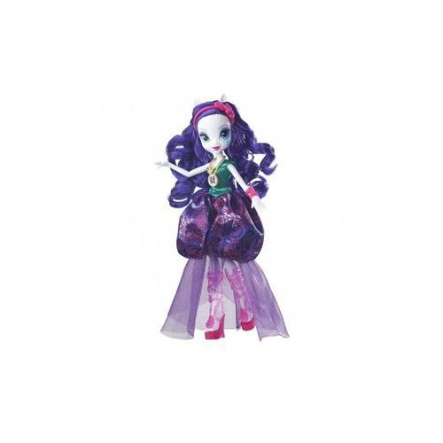 Mlp lalka kryształowa gala, rarity marki Hasbro