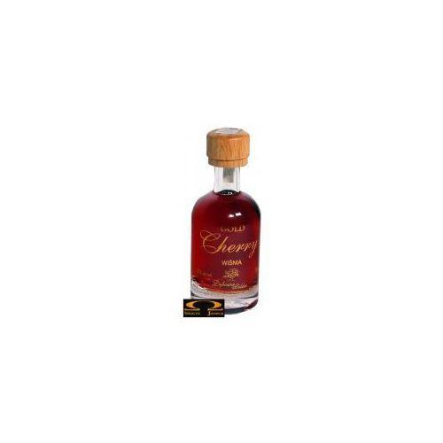 Dębowa polska Miniaturka wódka dębowa gold cherry 0,05l