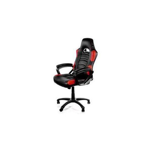 Fotel gamingowy Arozzi ENZO (ENZO-RD) Czarna/Czerwona