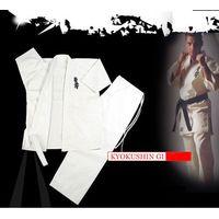 Kimono Kyokushin Karategi Białe 12oz (GTTA191_130)
