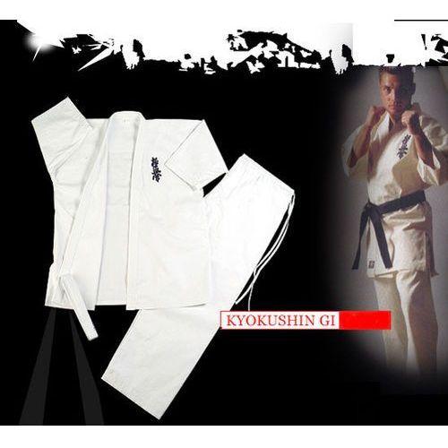Kimono Kyokushin Karategi Białe 12oz (GTTA191_130) z kategorii Odzież do sportów walki