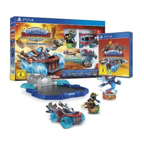 Skylanders superchargers zestaw startowy ps4 marki Activision