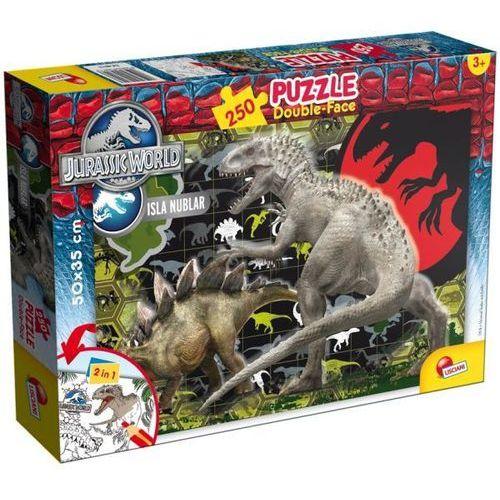 Puzzle dwustronne Jurassic World 250