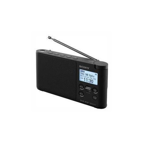 Radio z dab xdr-s41db czarny marki Sony