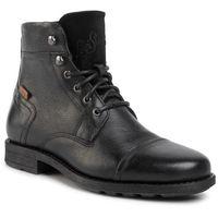 Kozaki - 230681-777-59 regular black marki Levi's