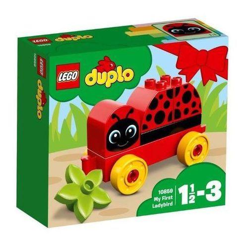 Lego DUPLO Moja pierwsza biedronka my first ladybug 10859