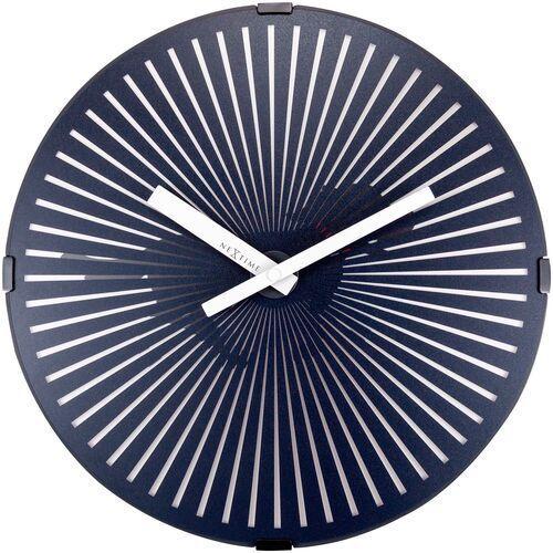 Nextime Zegar ścienny biegnący pies 30 cm (3257)