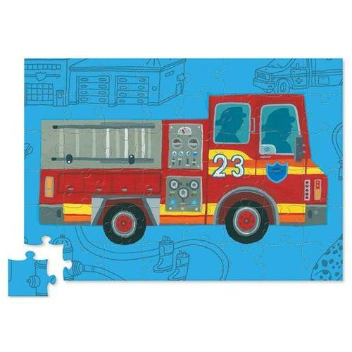 Puzzle Straż Pożarna 48 (0732396410018)