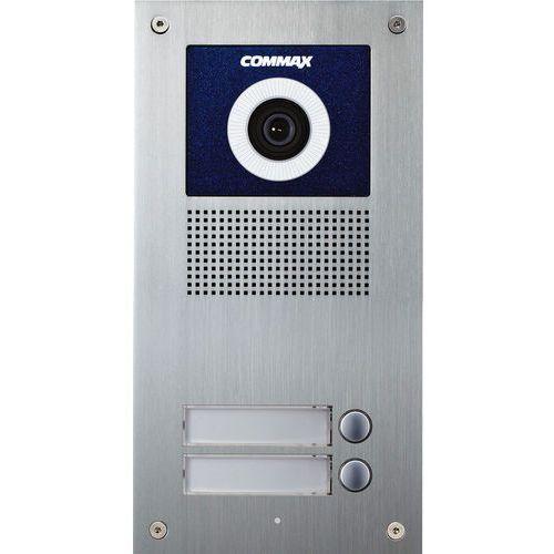 Kamera 2-abonentowa z regulacją optyki i czytnikiem RFID Commax DRC-2UC/RFID, DRC-2UC/RFID