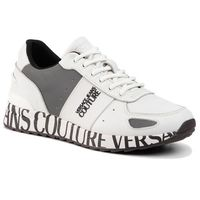 Sneakersy jeans couture - e0yubsn2 71247 003 marki Versace