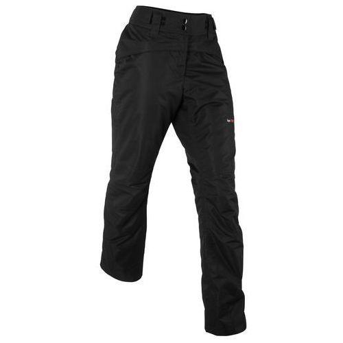 Spodnie termoaktywne, długie czarny marki Bonprix