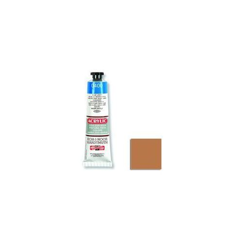 Koh i noor farba akrylowa acrylic 600 ochra 40ml marki Koh-i-noor