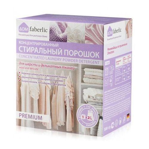 Faberlic - Skoncentrowany proszek do prania wełny i delikatnych tkanin art. 11245