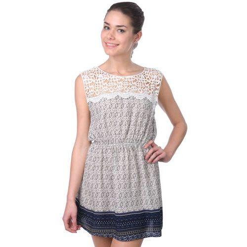 Brave Soul sukienka damska Jojo S ciemnoniebieski (2008887310029)