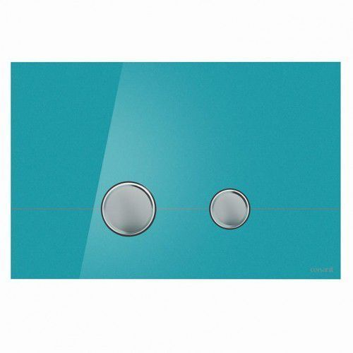 CERSANIT przycisk Stero szkło azure K97-373, K97-373