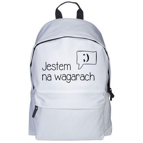 Plecak jestem na wagarach marki Megakoszulki
