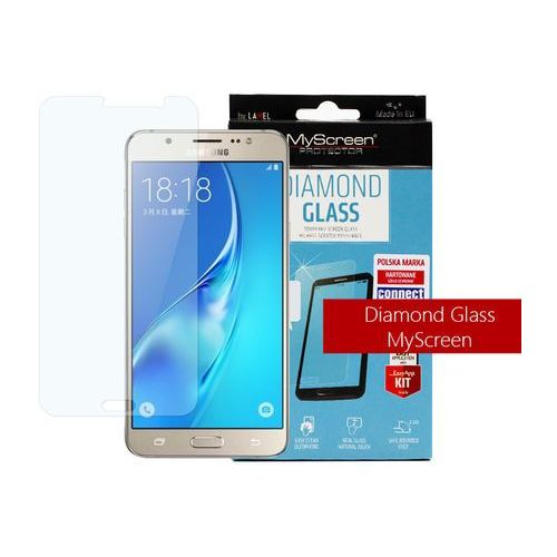 Samsung Galaxy J7 (2016) - szkło hartowane MyScreen Protector Diamond Glass