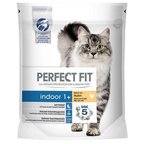 PERFECT FIT cat INDOOR kurczak - 750g
