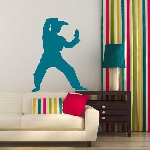 Wally - piękno dekoracji Naklejka 03x 08 karate 1860