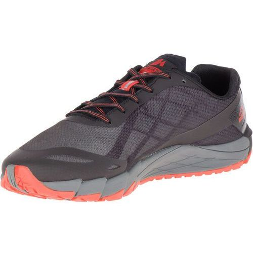 Merrell BARE ACCESS FLEX Obuwie do biegania Szlak black (0801100672414)