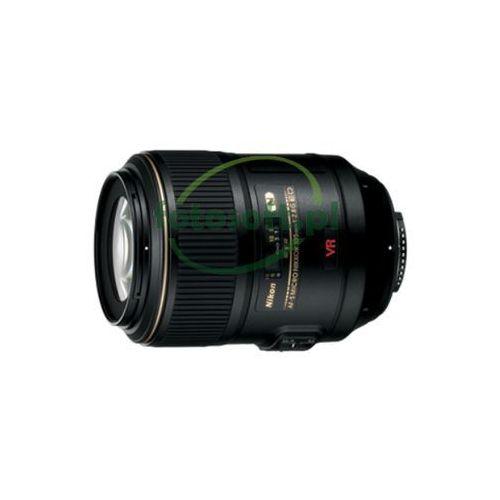 NIKON AF-S VR Micro-Nikkor 105mm f/2.8G IF-ED - WYSYŁKA GRATIS / ODBIÓR WARSZAWA / TEL. 500 005 235!!!