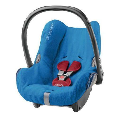pokrowiec letni do fotelika cabriofix lub citi sps blue marki Maxi cosi
